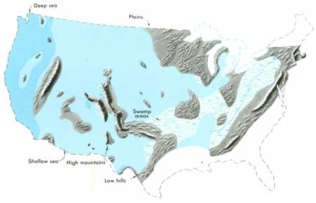National Brackish Groundwater Assessment Sources Of Dissolved - Saltwater intrusion map us